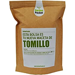 Kit de cultivo TOMILLO