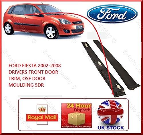 new-5-dr-2001-2008-ford-fiesta-mk6-drivers-porta-anteriore-osf-nero-modanatura-rh