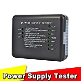 Cables Kart™ Power Supply Tester 20 or 24 Pin PSU ATX SATA HDD SMPS PC