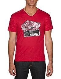 Touchlines Men's NES Konsole Arcade T-Shirt