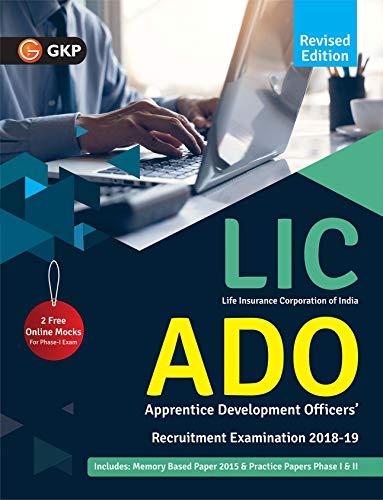 LIC 2018-19: ADO (Apprentice Development Officers)