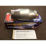 Catalizador 200 Celdas MAGNAFLOW 59954 51 MM Descarga Metálico Silenciador Deportivo.