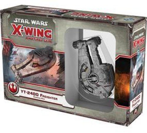 Star Wars X-wing Miniatures Yt-2400 Freighter Expansion Pack