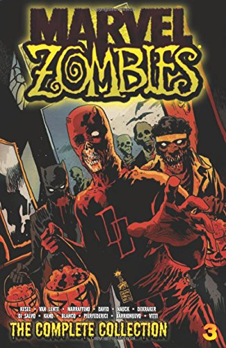 Marvel Zombies 03 Complete Collection