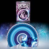 Mazzo di Carte Bicycle - Lunar Playing Cards - Mazzi di Carte da Gioco - Giochi di Prestigio e Magia