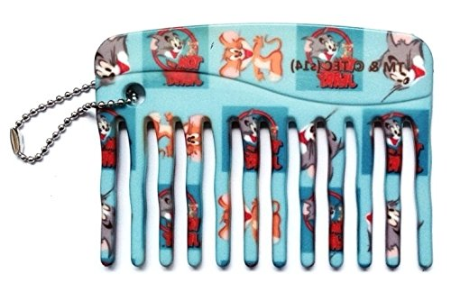 Warner Bros. Comb - Tom & Jerry Checks De-tangling 273  available at amazon for Rs.109
