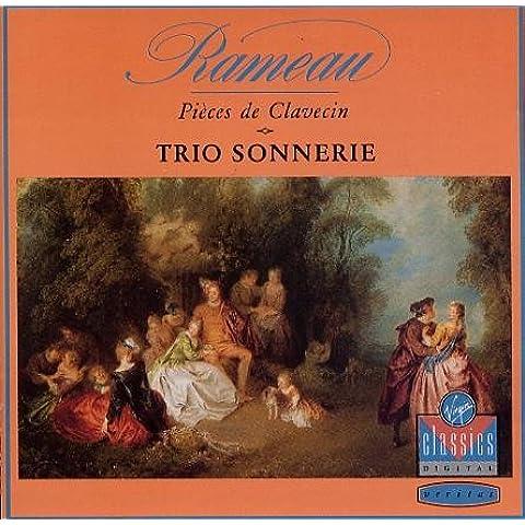 Rameau;Pieces De (Rameau Trio)