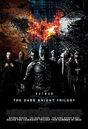 The Dark Knight Rises Batman 014 Waterproof Plastic Poster Poster di Plastica Impermeabile - Anti-Fade - Possono utilizzare su Outdoor/Giardino/Bagno