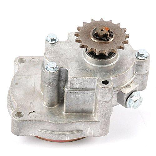 Getriebe mit 17er Ritzel für Mach1 Benzin Scooter 43ccm 49ccm Motoren