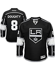 Reebok Los Angeles Kings Drew Doughty # 8 NHL Maillot Home