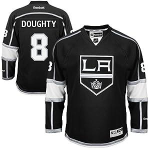 Reebok Los Angeles Kings Drew Doughty #8 NHL Trikot Home