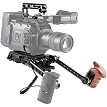 SmallRig Shoulder Rig Kit 2030 for Blackmagic Ursa Mini/Mini Pro and URSA Viewfinder with Baseplate, Top Handle, Extension Arm, LANC Cable