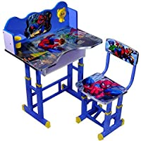 Teable and cheir - Blue - for kids
