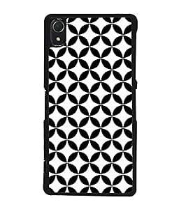 Fuson Designer Back Case Cover for Sony Xperia Z1 :: Sony Xperia Z1 L39h :: Sony Xperia Z1 C6902/L39h :: Sony Xperia Z1 C6903 :: Sony Xperia Z1 C6906 :: Sony Xperia Z1 C6943 (Beautiful Designer Dress Dresses Diamond)
