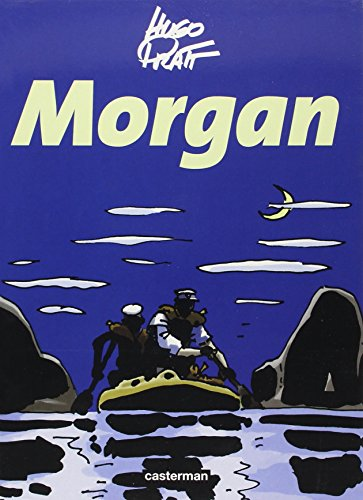 Morgan par Hugo Pratt