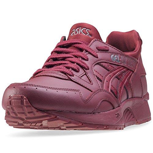 Sneaker Asics Gel Lyte V Bianco Burgundy Populares Precio Barato Gran Descuento Precio Barato Gran Sorpresa Para La Venta Amazon Comprar Barato Las Fechas De Publicación Venta Mmdwu