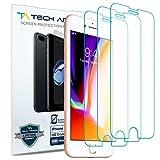 Tech Armor Pellicola protettiva per Apple iPhone 7/iPhone 8 (4.7) - alta definizione (HD) - 3 pezzi