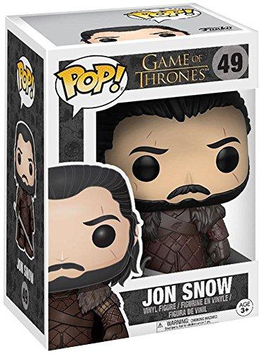 Funko Pop! Juego de Tronos - Jon Snow / Jon Nieve