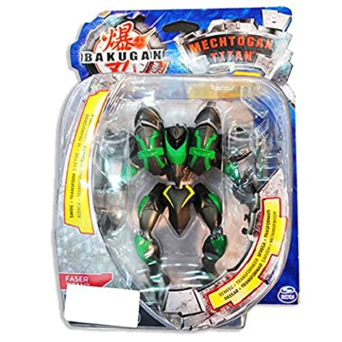 viscio Trading Bakugan Figurine Mechtogan série 4, multicolore, 20 x 20 x