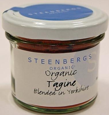Organic Tagine Spice Mix Standard Jar 50g