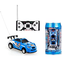 Goolsky FENGQI JUGUETES 8803 Coca-Cola puede 1/63 Velocidad Mini Carreras de Control de Radio Colección de Coches Niños Regalo Decoración