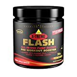 X-Treme Flash Booster, Green Apple-Shock, 300g Dose