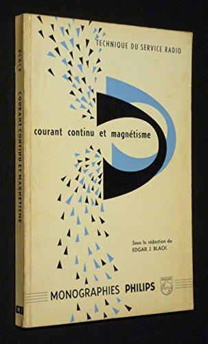 Read Pdf Courant Continu Et Magnetisme Technique Du Service