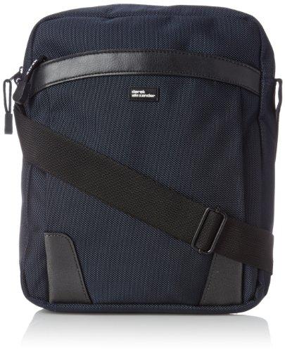 derek-alexander-ns-top-zip-shoulder-handbag-navy-one-size