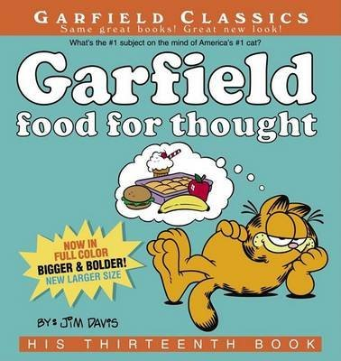 [Garfield: Food for Thought] (By: Jim Da...