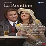 Puccini: La rondine - Live from the Met [DVD] [2010] [NTSC]