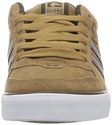 Globe - Encore-2, Scarpe da ginnastica Uomo Beige (Beige (Tan/Brown))