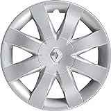 15-Zoll-Radkappen (38cm) Der Serie 4 Für CLIO Ab Baujahr 2008, Nicht Original, verchromtes Logo
