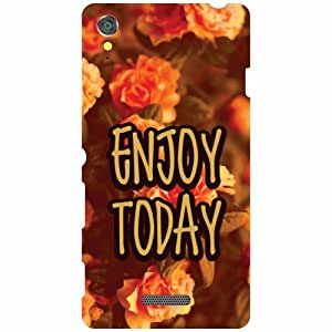 Printland Sony Xperia T3 D5102 Back Cover High Quality Designer Case