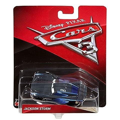 Disney Cars 3 Cast 1:55 - Sélection Véhicules Automobiles Modèles, Cars 2017:Jackson Storm