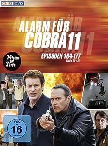 Alarm für Cobra 11 - Staffel 20 + 21 [3 DVDs]