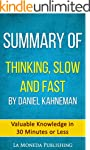 Summary of Thinking, Fast and Slow by...