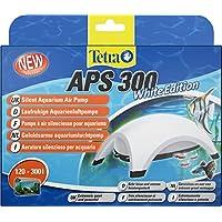 Tetra Aquarium APS300 Air Pump For 120-300 L Aquarium, White