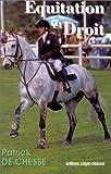 Équitation et droit