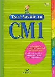 Tout savoir au CM1