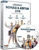 FRANZIS Lernpaket Schule und Abitur 2018 Software