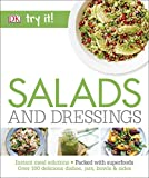 Little twists go a long way in this handy book with over 100 delicious salad recipes to inspire your cooking and liven up your mealtimes.        Try It! Salads and Dressings shows you how to use healthy and filling ingredients to conco...