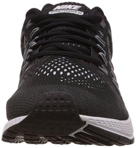 Nike Air Zoom Pegasus 32, Running Homme Noir (001 Black)