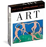 Art Callery Page-A-Day Calendar 2019