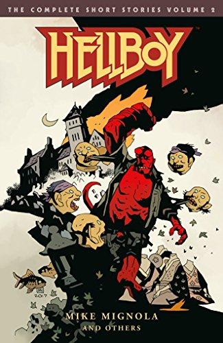 Hellboy: The Complete Short Stories Volume 2 por Mike Mignola