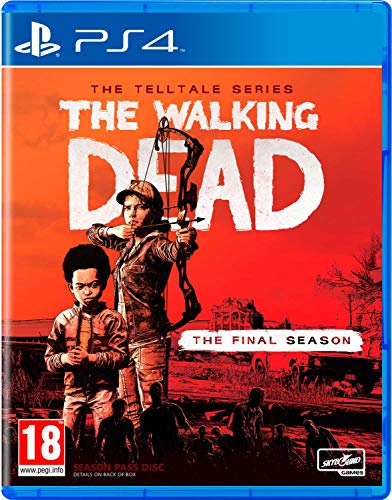 Telltale's The Walking Dead: The Final Season (PS4) Best Price and Cheapest