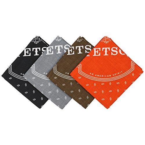 pack-de-4-bandanas-by-stetson-stetsonpauelo-bandana-talla-nica-multicolor