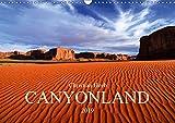 CANYONLAND USA Christian Heeb (Wandkalender 2019 DIN A3 quer): Four Corners Area, USA (Monatskalender, 14 Seiten ) (CALVENDO Orte)
