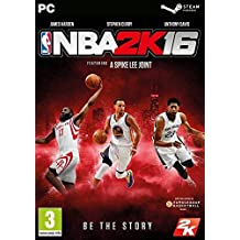 NBA 2K16 - PC DVD