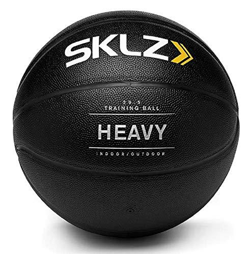 SKLZ Heavy Weight Control Basketball Basketballtrainer, Schwarz, One Size -