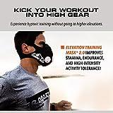 Elevation Training Mask Maske für Höhentraining - 3